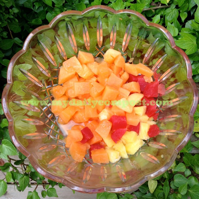 punchbowl fruit