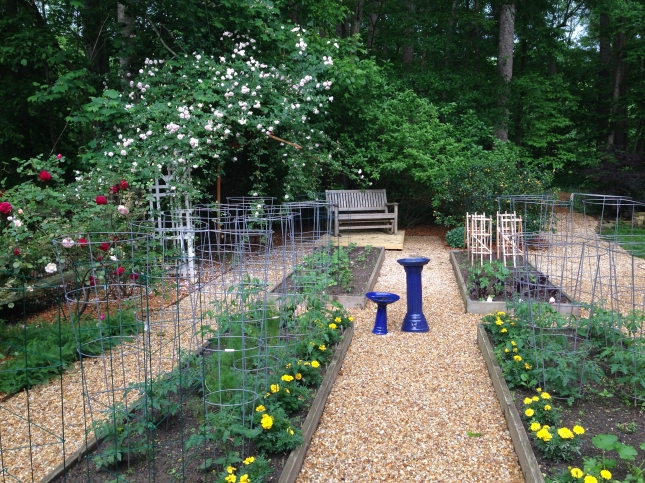 garden may 2016